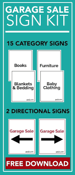 Free For Sale Signs For Cars Download This Printable Garage Sale