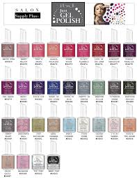 Ibd Just Gel Colour Chart Ibd Just Gel Pick Any 10 Colors Salon Supply Plus