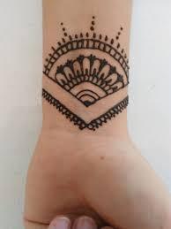 Simple Wrist Tattoo мех хна эскизы татуировок хной и татуировки