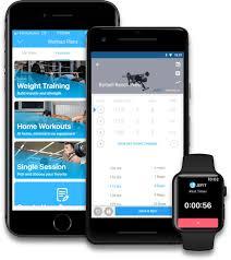 Exercise Chart App Home Jefit 1 Gym Workout App