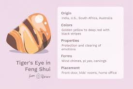 tiger s eye in feng shui