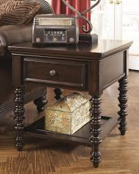 Largo Bedroom Furniture Largo Sofa Table T668 4 Occasional Tables From Ashley At