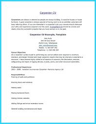 Carpenter Resume Templates Carpenter Resume Examples Wonderful Carpenter Resume Template Also 45
