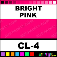 Bright Pink Paint Bright Pink Color Liner Body Face Paints Cl 4 Bright Pink