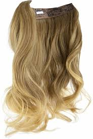 Clip In Hair Extensions En Flip In Wire Hairextensions