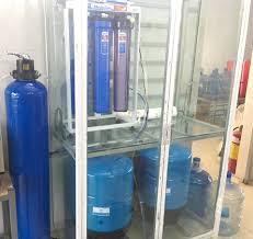 Máy lọc nước uống tinh khiết ro công suất vừa và nhỏ
