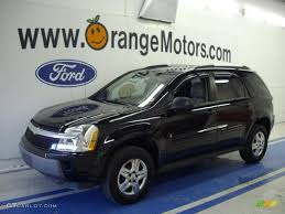 2006 Black Chevrolet Equinox LS #27993283 | GTCarLot.com - Car ...