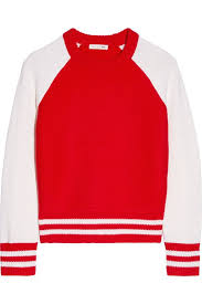rag bone jana two tone merino wool sweater red women s rag bone bags fantastic rag bone cropped leather jacket