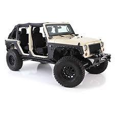 smittybilt 76887 xrc body cladding for jeep jk 4 door