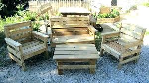 Wood pallet lawn furniture Diy Wooden Wooden Pallet Outdoor Furniture Wooden Pallet Deck Wood Pallet Outdoor Furniture Pallet Outdoor Furniture How To Rubyblandcom Wooden Pallet Outdoor Furniture Ezen