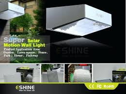 wall mounted outdoor solar lights home outdoor solar motion security light fireproof grade environmental protection waterproof