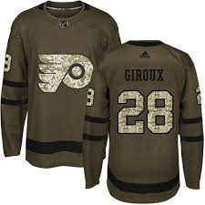 flyers green jersey youth adidas philadelphia flyers 28 claude giroux authentic green