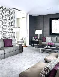Lavender And Grey Living Room Purple ...