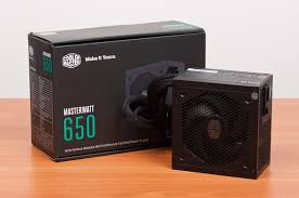 Обзор <b>блока питания Cooler Master</b> MasterWatt 650 мощностью ...