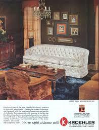 Kroehler Furniture Advertisement Gallery