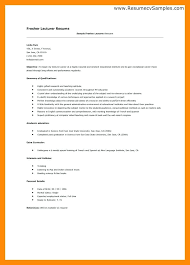 Sample Cover Letter For Lecturer Job Application In Engineering
