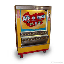 Find A Vending Machine Near You Custom Artomat Old Vending Machines Now Dispense Original Art Find