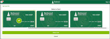 All rcu credit cards offer low rates, a free rewards program, the ability to combine credit and debit card points, free online credit. How Do I Change My Credit Debit Card Pin In The Rcu Mobile App