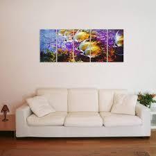 com colorful tropical of fish metal wall art painting com colorful tropical of fish metal wall art painting large metal wall decor in tropical