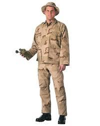 Rothco 9815 Tri Color Desert Swat Cloth Bdu Pants