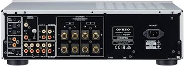 onkyo 9150. onkyo a-9150 integrated amplifier connections 9150 l