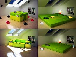 furniture for small space. Decor Modular Sofas For Small Spaces With Furniture Multi Purpose Space Room