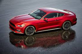ford mustang top view. 2016 ford mustang gt front three quarters left top view second image