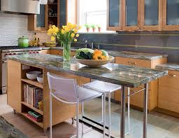 A Rolling Kitchen Island