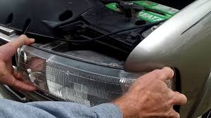 Silverado Daytime Running Light Bulb How To Replace The Daytime Running Lights On A 2003 Chevy Tahoe