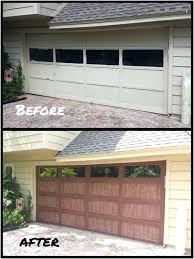 add warmth to your garage with a c h i accents door pictured is model swing up 2 opener swing up garage door