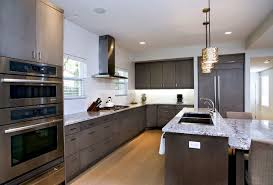 Contemporary Dark Grey Kitchen & Bath contemporary-kitchen