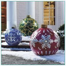 Garden Decorative Balls Ornaments Decorative Balls Ornaments 2