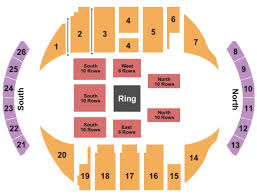 Pne Summer Concert Seating Chart Wwe Pne Agrodome Address