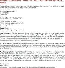 Swim Coach Cover Letter Galingpinoy Com