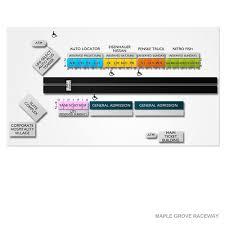 Maple Grove Raceway Seating Chart 65 Explanatory Maple Grove Raceway Seating Chart