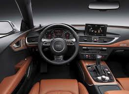 audi a7 2016 interior. Perfect Interior 2016 Audi A7S7 Sportback Styling And Powertrain Upgrades  Kelley Blue Book For A7 Interior