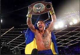 фанат ломаченко набил себе невероятное тату с украинским чемпионом