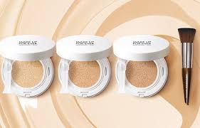 get selfie ready with make up for ever s new cushion foundation