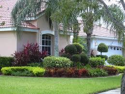 Front House Simple Landscape Design Download Solidaria Garden