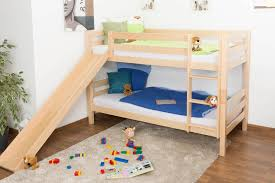 Short Bunk Bed With Slide 20 Low Bunk Beds Ideas For Low