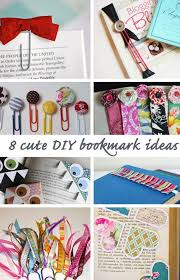 diy back to school projects for teens and tweens handmade diy bookmark ideas and tutorials via
