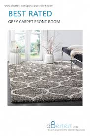 Great No Cost fluffy Grey Carpet Style Choosing the right carpet colour can  be a daunting process Unlike fash…   Rugs in living room, Grey fluffy  carpet, Front room