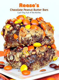 reese s chocolate peanut er bars can t stay out of the kitchen outstanding