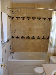 bathtubs enchanting tiled bathtub and shower tile tub