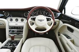 bentley mulsanne white. mulsanne hire white colour interior shot of a bentley