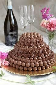 versatile maltesers chocolate cake