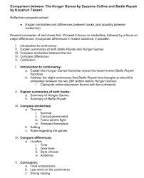 example of a compare contrast essay discreetliasons com write comparison essay comparison essay sample