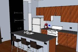 Sketchup Kitchen Design Extraordinary Google Sketchup Kitchen Design Kitchendesignideassga