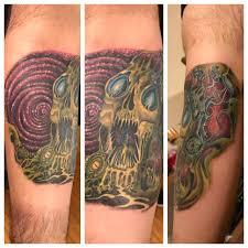 My Dingir Piece Done By Josh Doyon At Vixen Viking Tattoo Studio