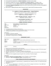 Mba Resume Format Beauteous Sample Mba Resume For Freshers Sample Resume For Mba Application